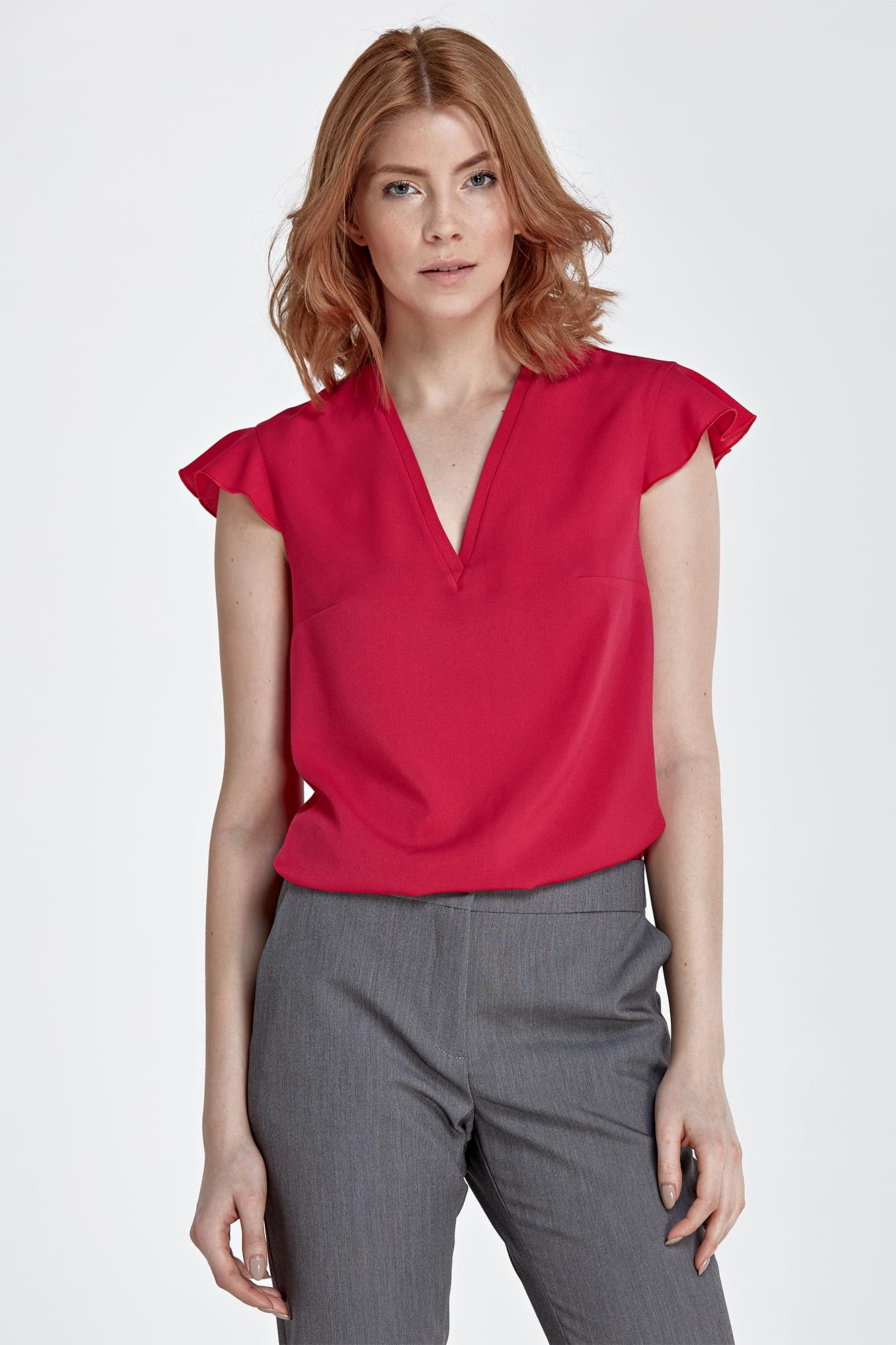 NIFE B76 блузка фуксия
